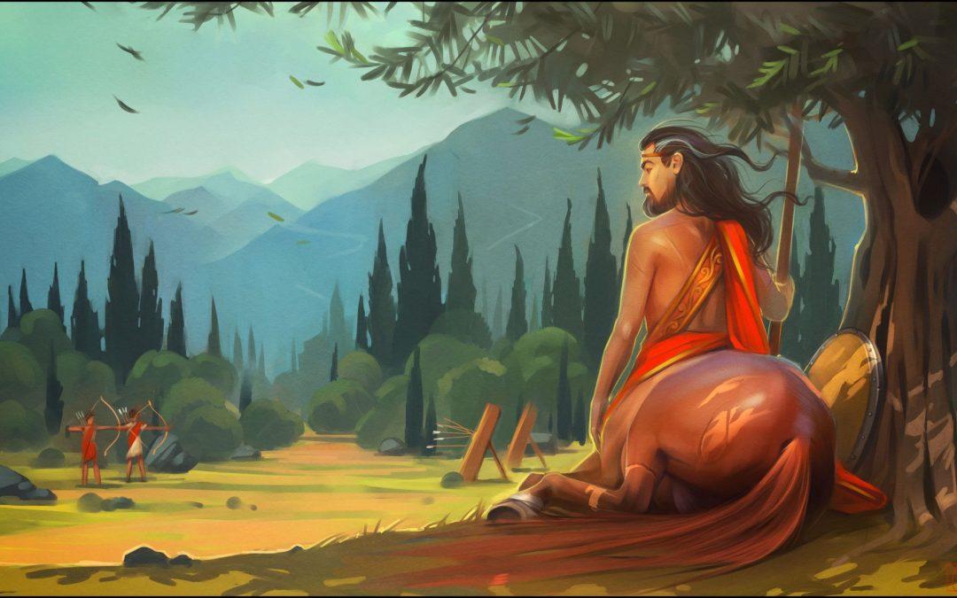 Quirón, el sanador herido