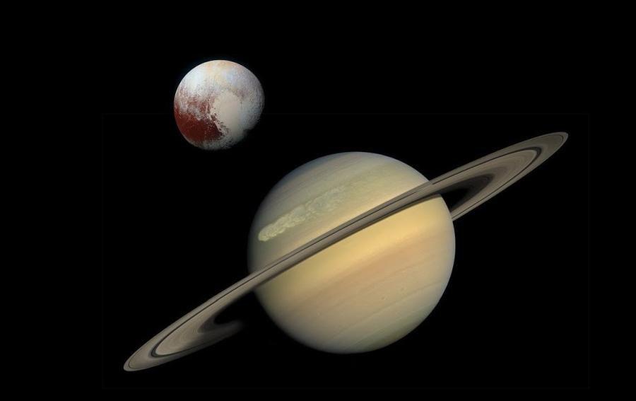 La Conjunción Saturno-Plutón 2020