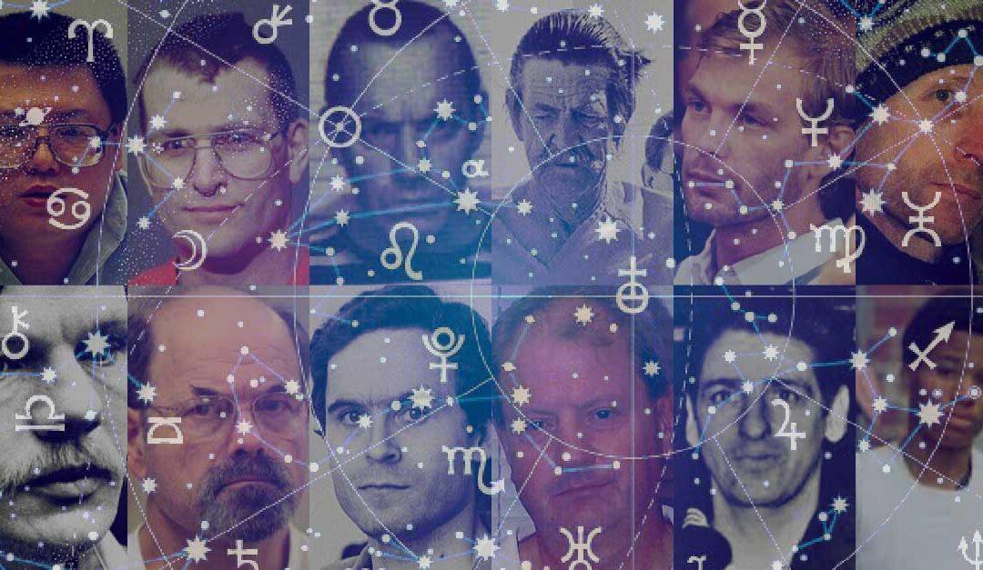 Astrología: asesinos seriales