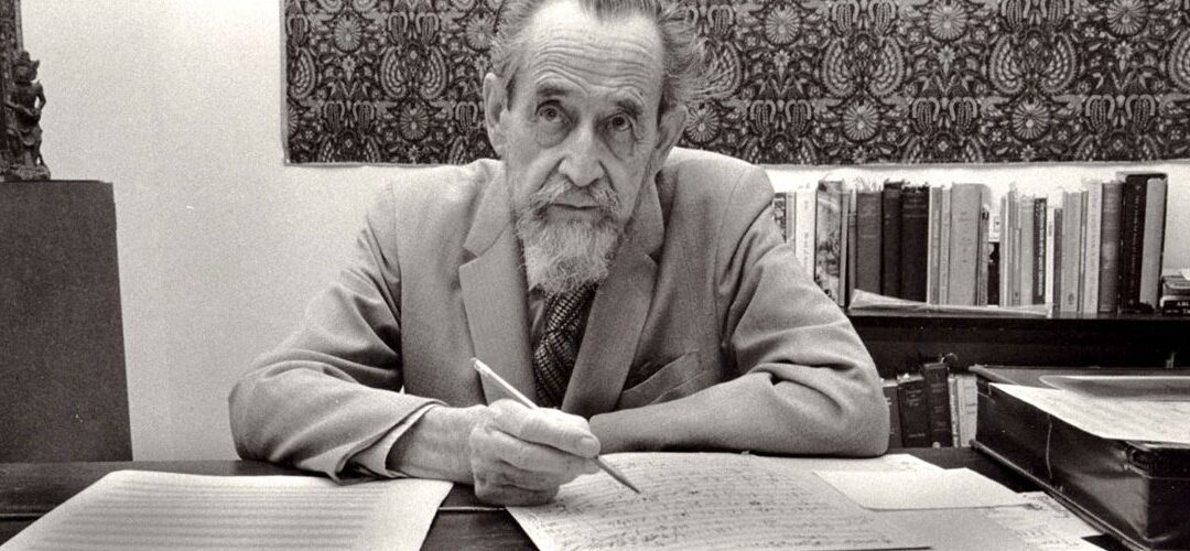 Dane Rudhyar: el padre de la psicología humanista y moderna
